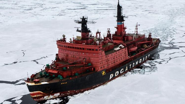 """¿Carrera por el Ártico? """"EE.UU. no está en la misma liga para competir con Rusia"""""""