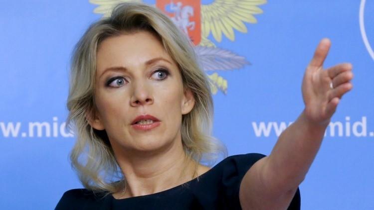 """""""¿De verdad son periodistas?"""" Moscú desmiente una información de Reuters sobre Siria"""