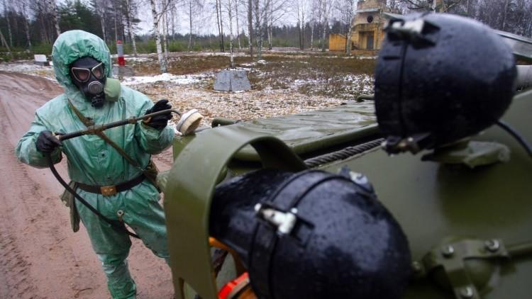Rusia tendrá en 2017 un robot para la defensa química y biológica