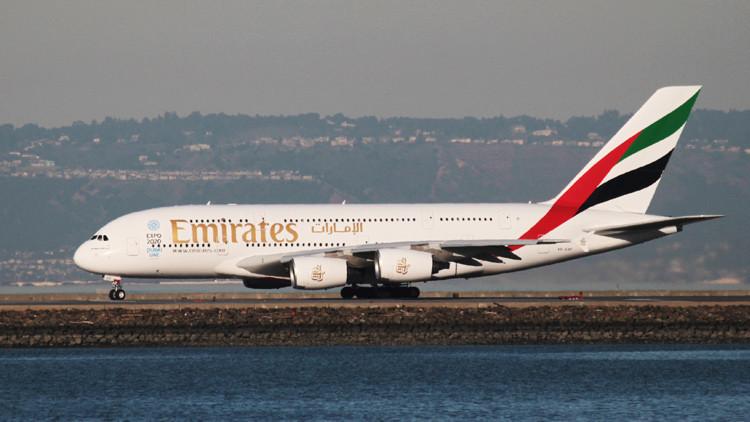 ¡Tenga cuidado con perderse!: Emirates presenta el avión con más asientos del mundo (Fotos)