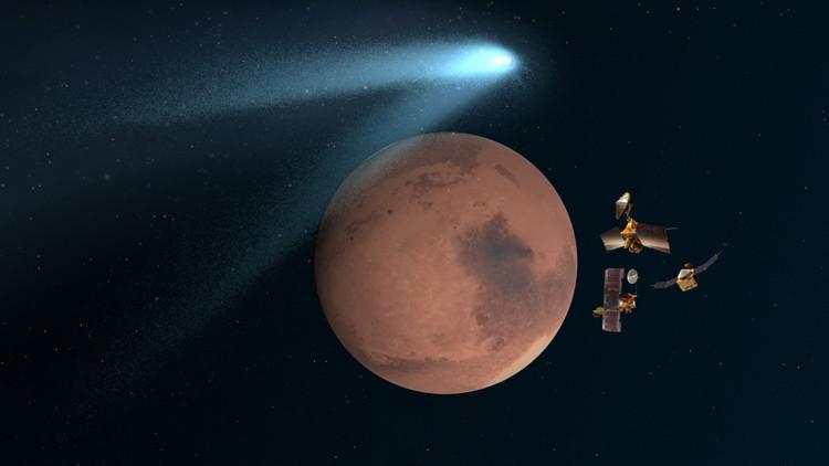 ¡Paremos el planeta! La Tierra padece serios síntomas marcianos