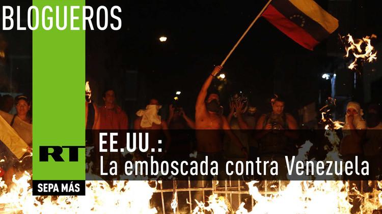 EE.UU.: La emboscada contra Venezuela
