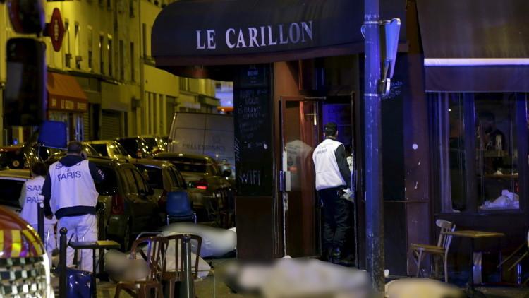 Reportan un nuevo tiroteo en un centro comercial en París