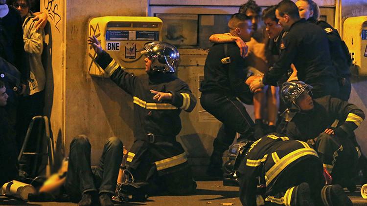 Asalto terminado en el teatro Bataclan en París, reportan casi centenar de muertos