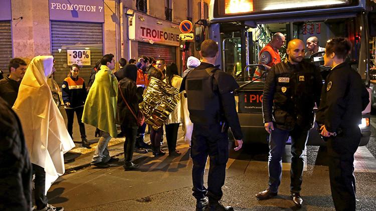 Conmoción global: el mundo se solidariza con una Francia sacudida por siete atentados