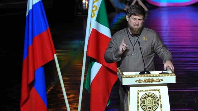 """""""Hay que eliminar este mal por completo"""": Kadýrov llama a unirse contra el terrorismo"""