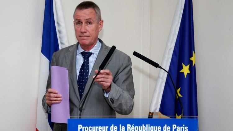 El fiscal de Paris, François Molins