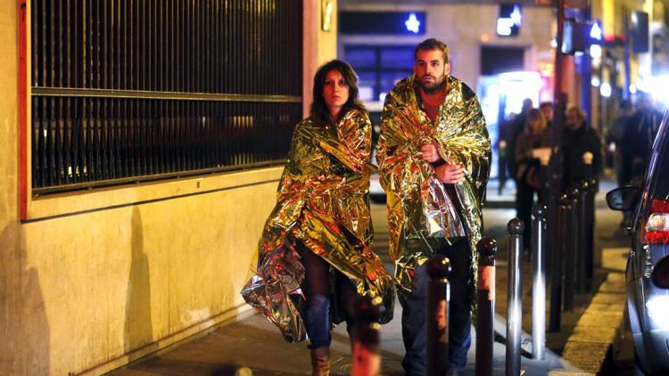 Así fue asalto de la Policía francesa a la sala de conciertos en París (Video)