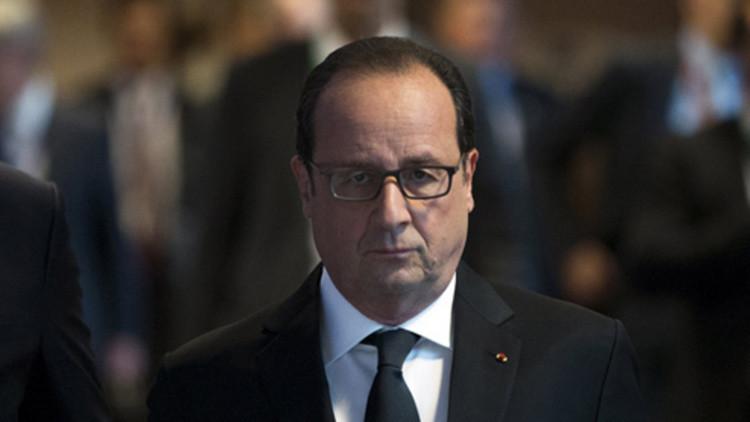 """""""El principal objetivo de los terroristas era el presidente de Francia"""""""