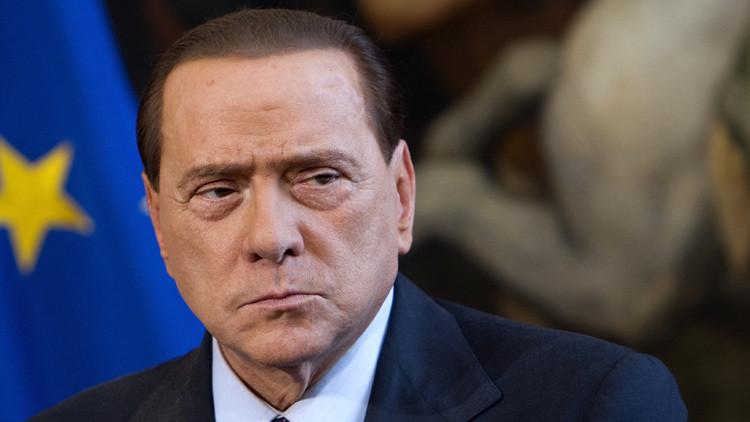 Berlusconi insta a crear una coalición con Rusia para luchar contra el Estado Islámico