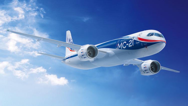 Rusia prepara un nuevo avión comercial que hará 'temblar' a Boeing y Airbus