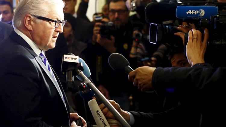 Ministro alemán en Viena: Siria celebrará elecciones dentro de 18 meses