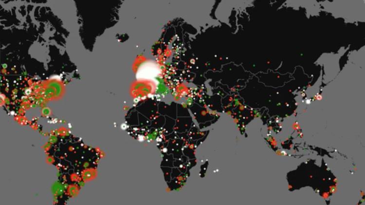 Video: Twitter 'explota' por la tragedia en París