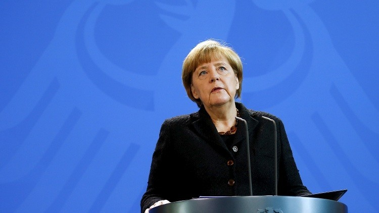 """Angela Merkel sobre los atentados de París: """"Creemos en la tolerancia más que nunca"""""""