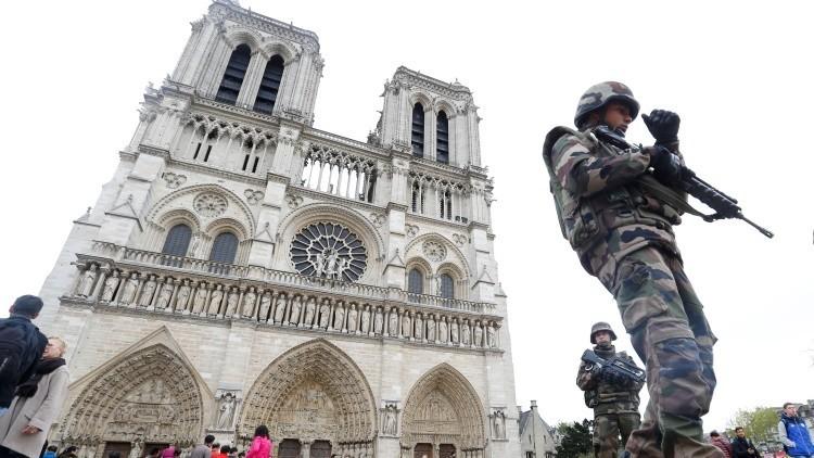 ¿Cómo funciona el estado de emergencia en París?