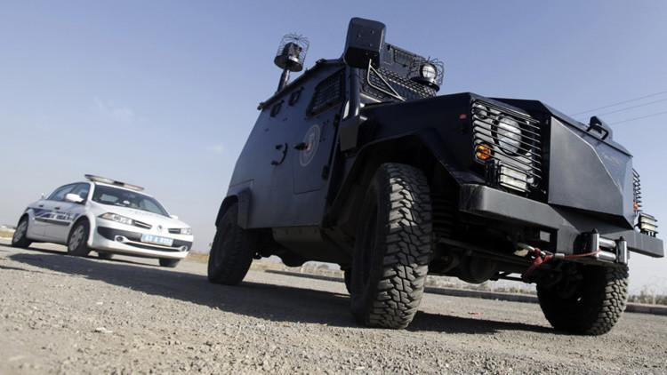 Un supuesto terrorista del Estado Islámico se inmola en Turquía