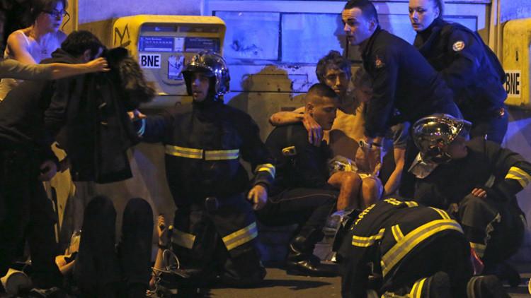 """Una semana marcada por un """"acto de barbarie absoluta"""""""
