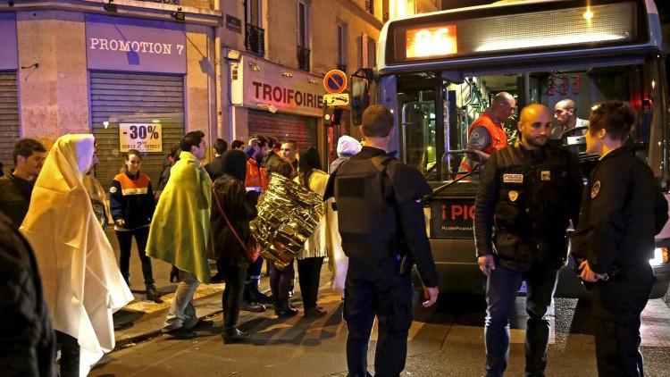 Dos de los autores de los atentados en París eran franceses