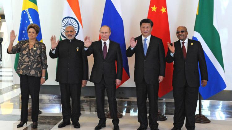 """Putin en la reunión del BRICS: """"Solo esfuerzos unidos pueden combatir la amenaza terrorista"""""""
