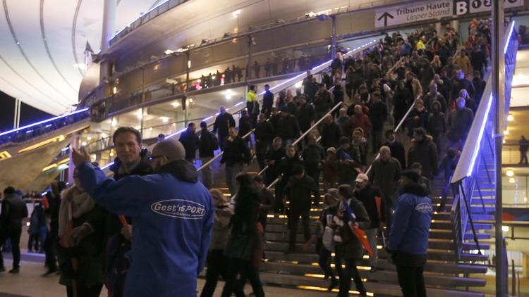 Explosión en directo: terrorista quería inmolarse en el estadio a la vista de todo el mundo