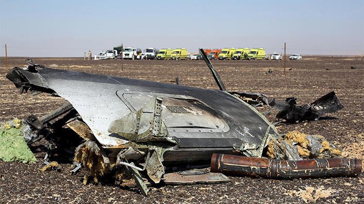 """Putin: """"La investigación del siniestro del avión A321 se encuentra en su fase final"""""""
