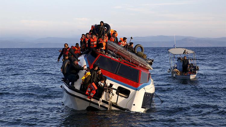 Dos yihadistas involucrados en la masacre de París fueron rescatados de un barco con refugiados