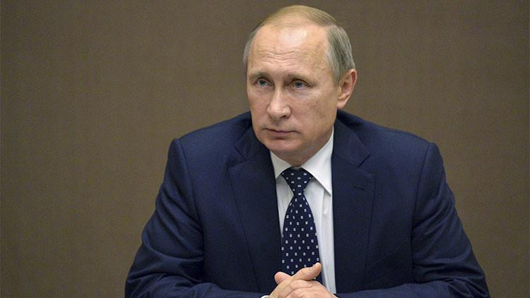 """Putin: """"Rusia requiere del apoyo de EE.UU. para que la lucha contra el terrorismo sea irreversible"""""""