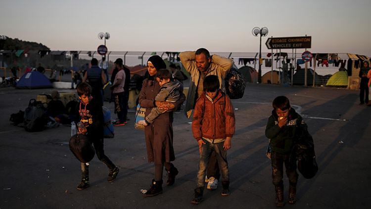 Los refugiados sirios temen 'una respuesta' de los europeos tras los atentados de París