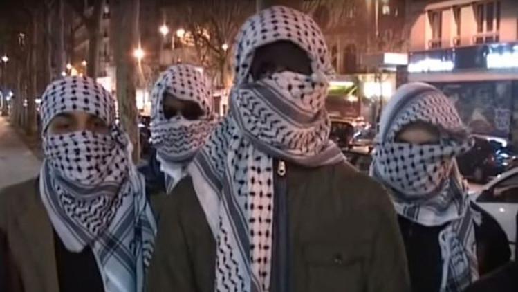 Un escalofriante video muestra cómo islamistas amenazan hace 7 años con atacar Bataclan