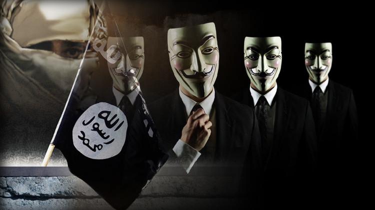 """""""Idiotas"""": El Estado Islámico responde a la amenaza de Anonymous sobre una """"guerra total"""""""