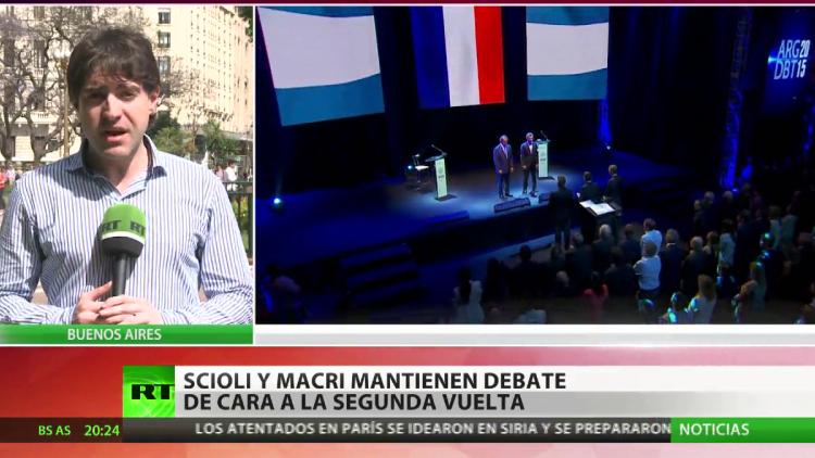 """Elecciones en Argentina: """"La inversión externa y la deuda son prioridad para ambos candidatos"""""""