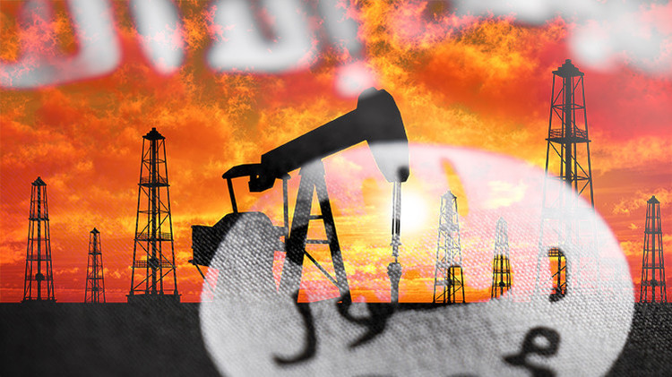 El oro negro tras la bandera negra del Estado Islámico: Cómo el petróleo financia a los terroristas