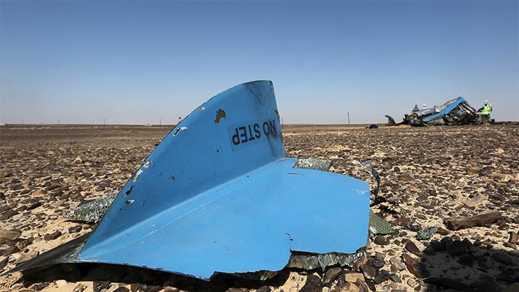 Rusia: La tragedia aérea del A321 en Egipto fue un atentado terrorista