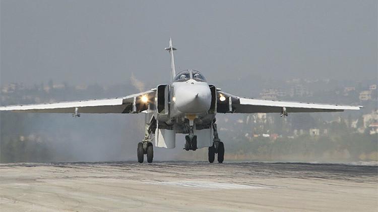 Putin ordena intensificar los ataques aéreos en Siria