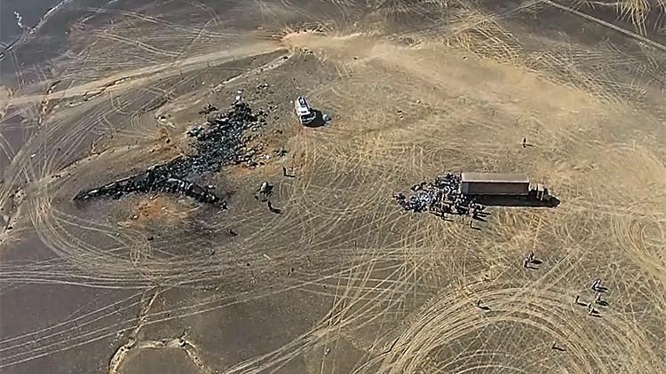 Rusia ofrece 50 millones de dólares por información sobre los autores del atentado del avión A321