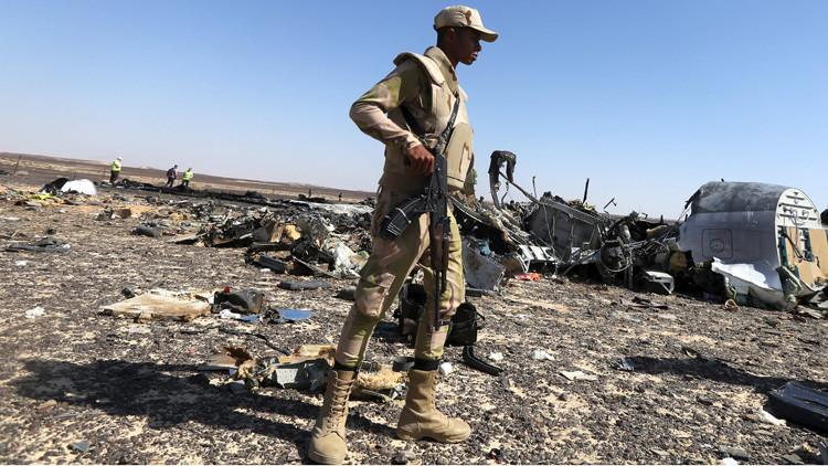 Todos los detalles: La tragedia del avión ruso A321 fue un atentado