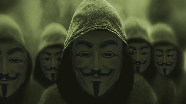 Anonymous difunde los nombres de más de 200 personas relacionadas con el Estado Islámico