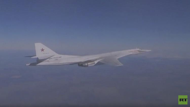 Rusia lanza sus bombarderos estratégicos contra el EI por primera vez