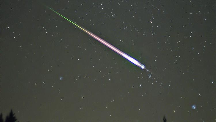 No se pierda esta noche la lluvia de estrellas más bella de toda la galaxia