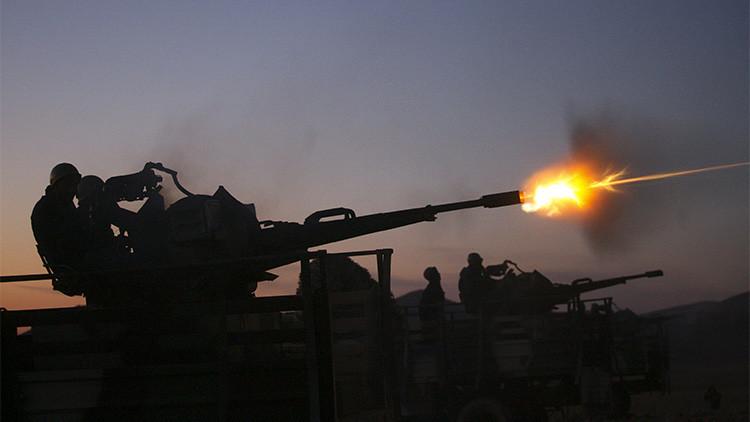 Irán responde al Estado Islámico en un simulacro militar