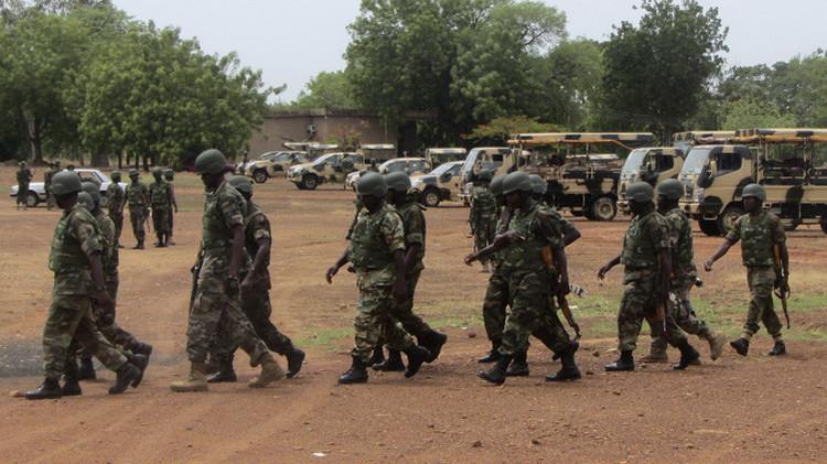 Soldados nigerianos enviados al estado de Adamawa para luchar contra los islamistas de Boko Haram