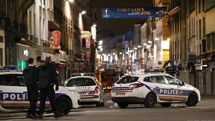 Francia: Una mujer se suicidó con un chaleco bomba durante una operación antiterrorista
