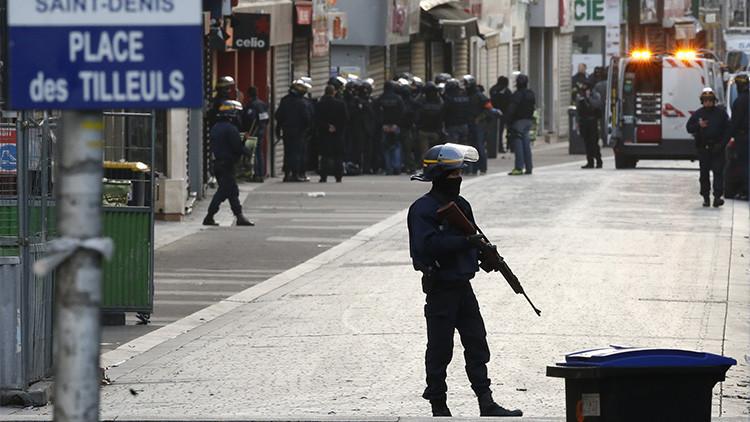Francia: Un sospechoso se da a la fuga durante la operación antiterrorista en París