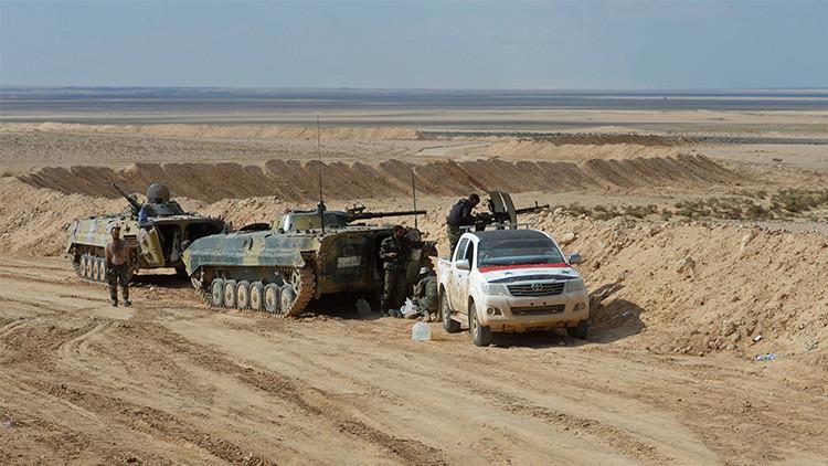Video: Periodistas rusos registran encarnizado combate entre el Ejército sirio y el Frente al-Nusra