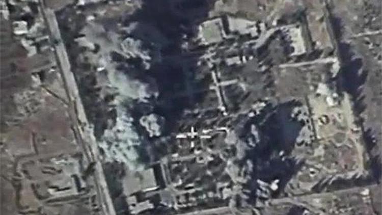 La diferencia salta a la vista: la coalición realiza 20 vuelos de combate y Rusia, 127
