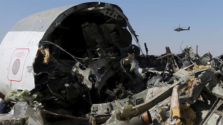 El Estado Islámico publica la imagen de la supuesta bomba que derribó el avión ruso