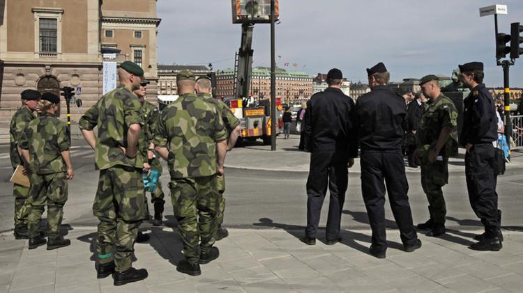 """Suecia eleva el nivel de amenaza terrorista debido a una amenaza """"concreta"""""""