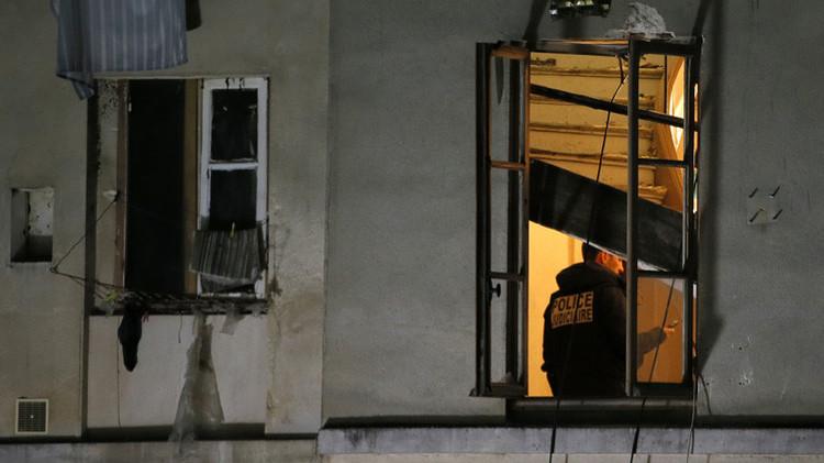 """""""¡Ayúdenme!"""": Las últimas palabras de la mujer que se inmoló durante el operativo en París"""