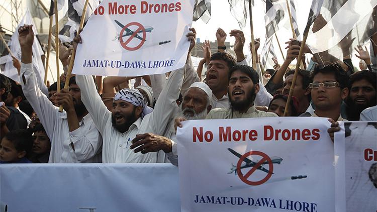 """""""Las víctimas civiles de los drones de Obama son una fuerza impulsora para el terrorismo"""""""