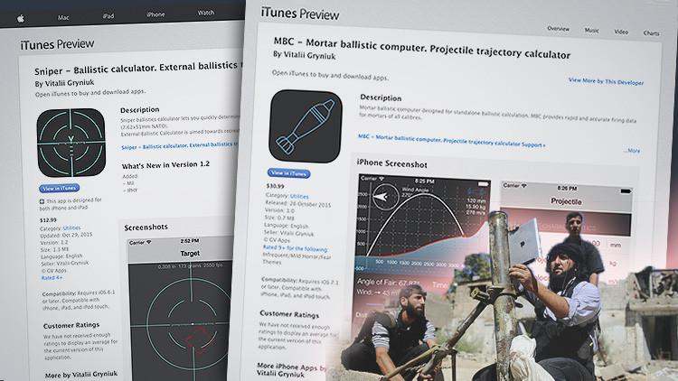 Apple vende aplicaciones que pueden ser utilizadas para matar